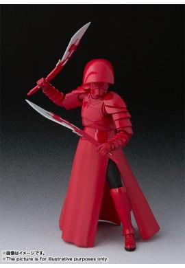 Bandai S.H.Figuarts Elite Praetorian Guard with Double Blade (The Last Jedi)
