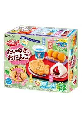 Kracie Popin Cookin Happy Kitchen Taiyaki & Odango DIY
