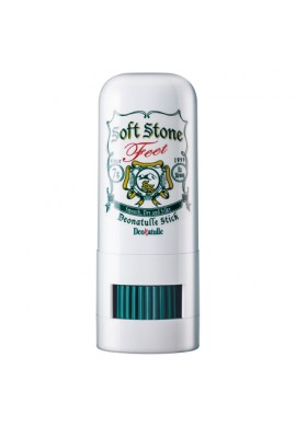 CBIC Deonatulle Deodorant Soft Stone for Feet Smooth, Dry and Silky