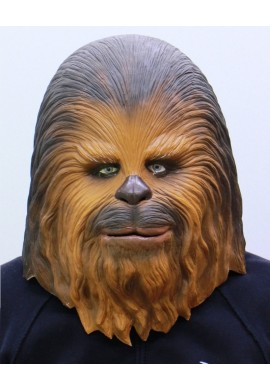 Star Wars Chewbacca Narikiri Mask