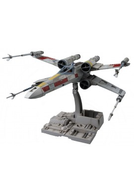 Bandai Star Wars X-Wing Starfighter 1/72 Scale Plastic Model Kit