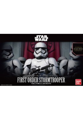 Bandai Star Wars First Order Stormtrooper 1/12 Scale Plastic Model Kit
