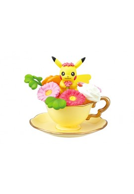 Re-Ment Pokemon Floral Cup Collection 2 All 6 Kind Set