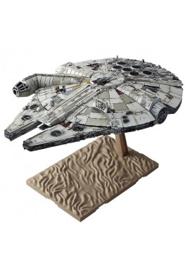 Bandai Star Wars Millennium Falcon (Awakening of Force) 1/144 Scale Plastic Model Kit