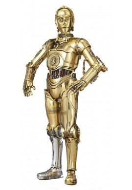 Bandai Star Wars C-3PO 1/12 Scale Plastic Model Kit