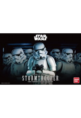 Bandai Star Wars Stormtrooper 1/12 Scale Plastic Model Kit
