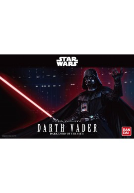 Bandai Star Wars Darth Vader 1/12 Scale Plastic Model Kit