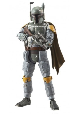 Bandai Star Wars Boba Fett 1/12 Scale Plastic Model Kit