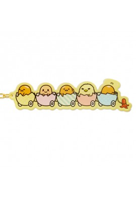 SANRIO Gudetama Acrylic Key Chain