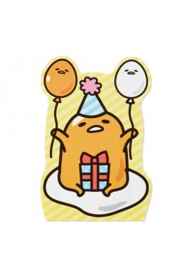 SANRIO Gudetama Character Type Multipurpose Card