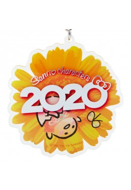 SANRIO Gudetama Acrylic Key Chain (Sanrio Characters 2020)