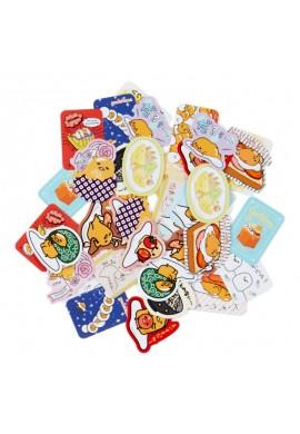 SANRIO Gudetama Plastic Case Sticker