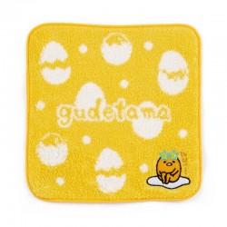 SANRIO Gudetama Petit Towel (Logo)