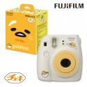 SANRIO Gudetama Fujifilm Instant Camera (Check Instax Mini 8)