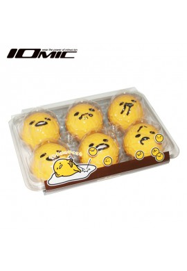 SANRIO Gudetama Golf Ball 6 Pack