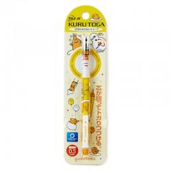 SANRIO Gudetama Mechanical Pencil (Kuru Toga) (Circus)