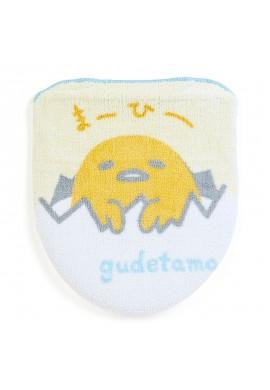 SANRIO Gudetama Toilet Lid Cover & Mat Set