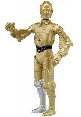 Takara Tomy Metallic Collection C-3PO