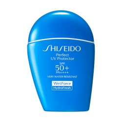 Shiseido Ginza Tokyo Perfect UV Protector SPF50+ PA++++ Wet Force Hydro Fresh