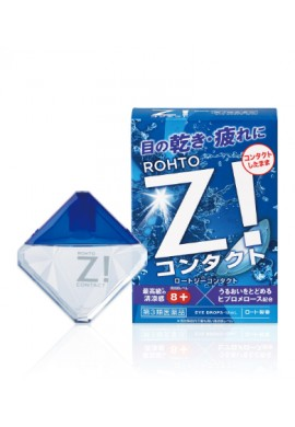 Rohto Z! Contact a Eye Drops