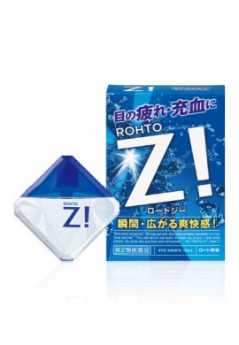 Rohto Z! b Eye Drops