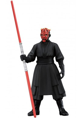Takara Tomy Metallic Collection Darth Maul