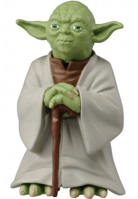 Takara Tomy Metallic Collection Yoda