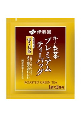 ITO EN Oi Ocha Premium Tea Bag Hojicha with Ichiban Tea 50pcs