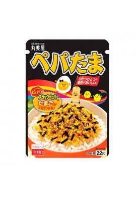 Marumiya Furikake Black Pepper Egg