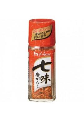 House Seven Spice Blend Red Pepper