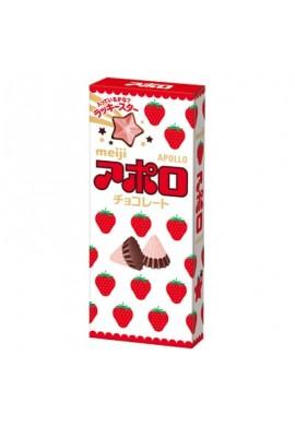 Meiji Apollo Chocolate