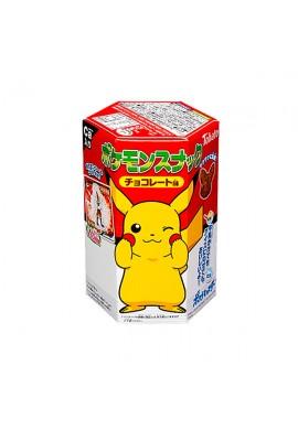 Tohato Pokemon Snack Chocolate Flavor