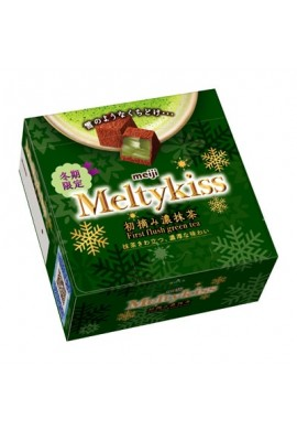 Meiji Melty Kiss Matcha Winter Limited