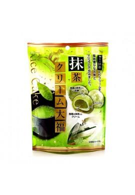 Tomatsu Matcha Cream Daifuku Mochi
