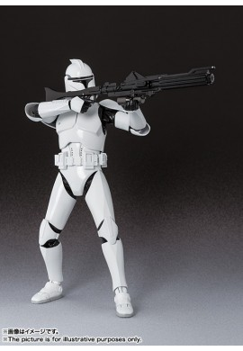 Bandai S.H.Figuarts Star Wars Clone Trooper Phase 1