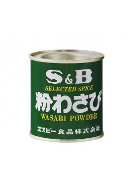 S&B Powder Wasabi CAN