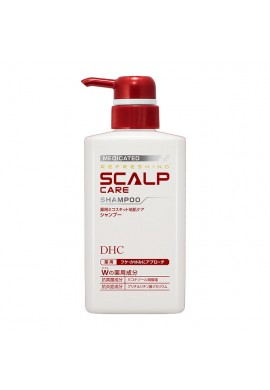 DHC W Scalp Care Medicated Shampoo