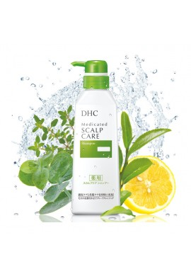 DHC Scalp Care Medicated Shampoo