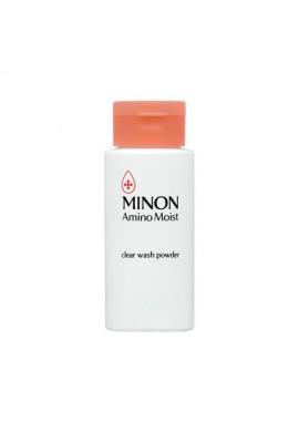 Azjatyckie kosmetyki Minon Amino Moist Clear Wash Powder