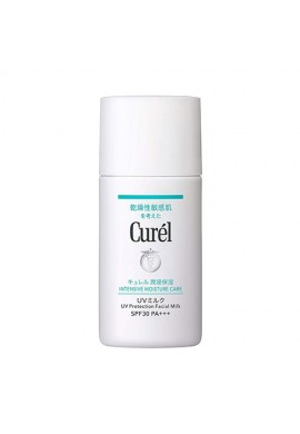 Kao Curel UV Protection Facial Milk SPF30 PA+++
