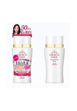 Azjatyckie kosmetyki Kose Grace One Deep Whitening Milk