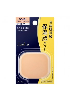 Kanebo Media Moist Cover Pact Foundation SPF13 PA+++ Refill
