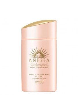 Shiseido Anessa Perfect UV Sunscreen Mild Milk SPF50+ PA++++