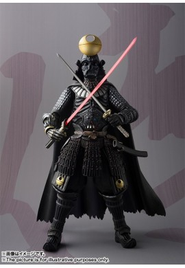"Bandai Tamashii Nations Meisho Movie Realization Samurai General Darth Vader ""Death Star Armor"""