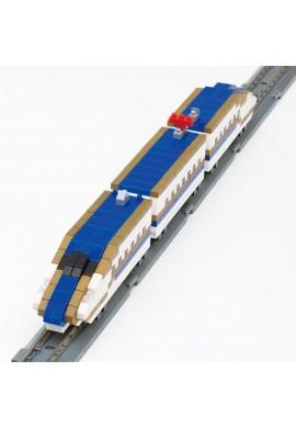 Kawada Nanoblock Nano Gauge Shinkansen Series E7 nGT_007