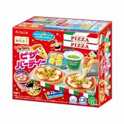 Japońskie słodycze Kracie Popin Cookin Happy Kitchen Mix Pizza Japana zjadam