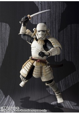 Bandai Tamashii Nations Movie Realization Ashigaru Stormtrooper