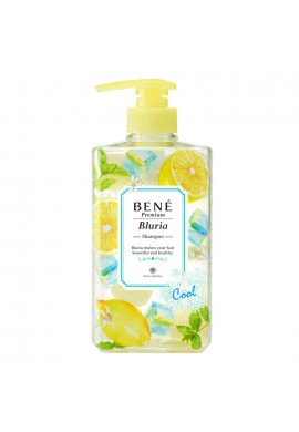 beauty experience Bene Premium Bluria Clear Spa Shampoo Refresh Lemon