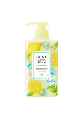 beauty experience Bene Premium Bluria Clear Spa Treatment Refresh Lemon