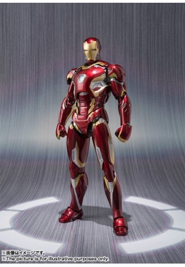 Bandai S.H.Figuarts Iron Man Mark 45 Avengers